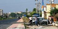 Erdemli'de Kaza: 1 Ölü