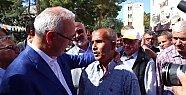 Eski Bakan Lütfi Elvan Gülnar'da Partililerine Seslendi