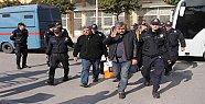 FETÖ'den Gözaltına Alınan 13 Kişi Adliyeye Sevk Edildi