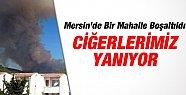 Mersin'deki Orman Yangınında 40 Hektar