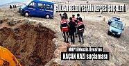 Gülnar'da MHP'li Meclis Üyesi Kaçak Kazıdan