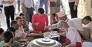 Gülnar'da Pilav Şenliği