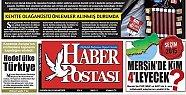 Haber Postası Gazetesine Ödül