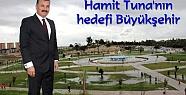 Hamit Tuna, Mersin Büyükşehir Belediyesine Aday Adayım