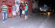 Homurlu'da Gergin Geçen Gece