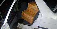 Kaçan Araçta 30 Kilo Esrar Çıktı