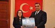 KKTC Mersin Konsolosu İnanıroğlu'ndan Tarsus'a ziyaret