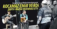 Kocamaz Emir Verdi Gençlere Müzik Engeli