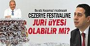 Kocamaz, Cezerye Festivaline Jüri Üyesi