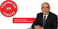Merkez Türkiye Projesi Mersin'de Refahı