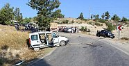 Mersin Büyükşehir Belediye Kamyonu Kazasında