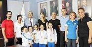 Mersin Cimnastikte Türkiye Üçüncüsü Oldu