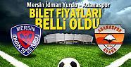 Mersin İdman Yurdu – Adanaspor Maç Bilet...