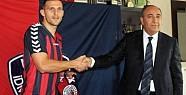 Mersin İdmanyurdu Milan Mitroviç'le Anlaştı