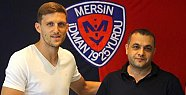 Mersin İdmanyurdu, Mitrovic ile nikah tazeledi