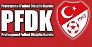 Mersin İdmanyurdu'na PFDK Cezayı Kesti