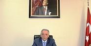 Mersin İl Genel Meclisi Başkanlığı'na Mehmet Güner Seçildi