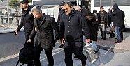Mersin'de 17 İş Adamı Adliye'ye Sevk Edildi