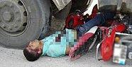 Mersin'de 18 Yaşındaki Gencin Feci...