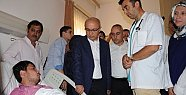 Mersin'de AK Parti'li Gencin Darbedilmesi