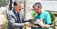Mersin'de Bilinçsiz Avcılar Yine Leylek Vurdu