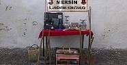 Mersin'de Define Avcıları Suçüstü Yakalındı