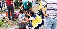Mersin'de Feci Kaza...Ortalık Kan Gölüne Döndü.