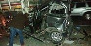 Mersin'de Feci Trafik Kazasında Can Pazarı Yaşandı