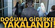 Mersin'de Fetö'den Aranan Kadın Hastaneye Doğuma Gelince Yakalandı