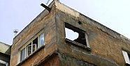 Mersin'de Terk Edilmiş Binalar Tehlike