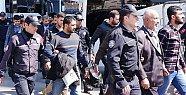 Mersin'de Terör Zanlısı 27 Kişi Adliyeye Sevk Edildi