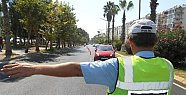 Mersin'de Trafik Denetimleri Sürüyor