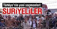 Mersin'de ve Türkiye'de Suriyelilere Vatandaşlık Verilmeye Başlandı.