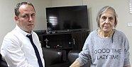 Mersin'de Yaşlı Kadın Otobüste Unuttuğu Servetini Teslim Aldı