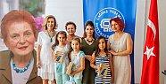 Mersinli Çocuklar, ÇYDD'nin Yarışmasında İkincilik Ödülü Aldı
