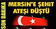 Mersinli Uzman Çavuş Mustafa Sarı Şehit Düştü.