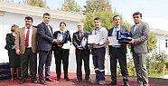 MESKİ, 2016'da Özveriyle Çalışan Personelini Ödüllendirdi