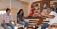 Murat Kekilli Anamur'u Ziyaret Etti