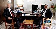ODTÜ Rektörü Acar, Mersin'de
