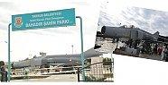 Ömrünü Tamamlamış  F4 Savaş Uçağı Tarsus'ta Görücüye Çıktı.