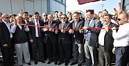 Oto Galericiler Sitesi'nin Açılışını Tuna Yaptı