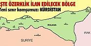 Büyük Bağımsız Kürdistan Devleti Kuruluyor