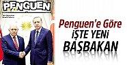 Penguen Yeni Başbakanı Böyle Kapağa