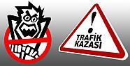 Silifke'de Trafik Kazası: 2 Ölü, 1 Yaralı