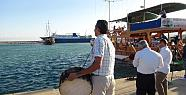Silifkeliler Denizkızını Davul Zurna...