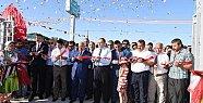 Tarsus Belediyesi Canlı Hayvan Ticaret Merkezi Açıldı.