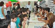 """Tarsus'ta """"TÜBİTAK Bilim Şenliği"""" Açıldı."""