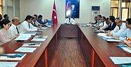 """Tarsus'ta """"Uyuşturucu ile Mücadele Eylem Planı"""" Toplantısı"""
