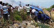 Tekeli Mevkinde Tarfik Kazası