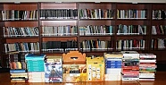 Tema Vakfı Tarsus Temsilciliğinden Okullara Kitap Bağışı